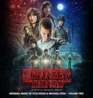Kyle Dixon And Michael Stein - Stranger Things  Vol. 2  A Netflix Original Series Soundtrack
