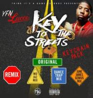 YFN Lucci - Key To The Streets  Keychain Pack   EP